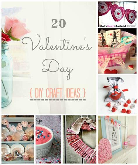 activity days valentines ideas craftionary