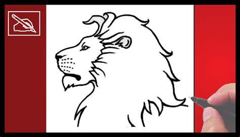 imagenes para dibujar un leon c 243 mo dibujar un le 243 n how to draw a lion dibujando