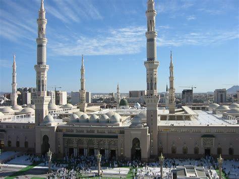 medina saudi arabia islamic thems masjid nabawi
