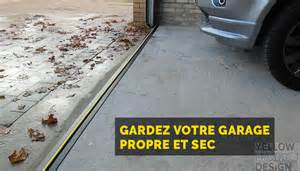 joint de seuil de porte de garage de 15 mm hauteur