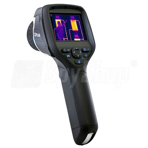 infrared flir flir e60 infrared for industrial applications