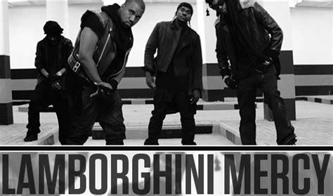 Kanye West Lamborghini Mercy by Kanye West Mercy Rate The Tune