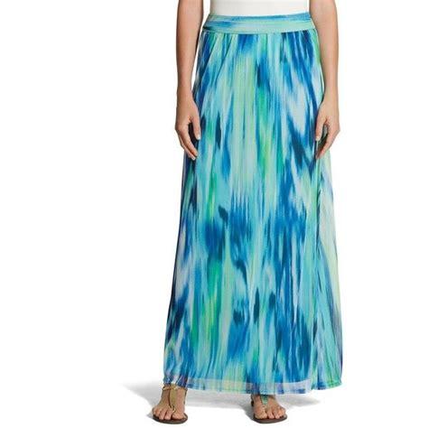 Marien Maxi Blue best 25 striped maxi skirts ideas on striped