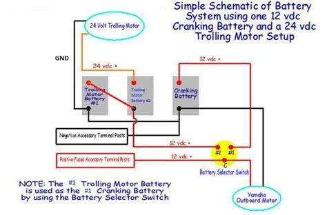 boat battery problems can i jump start from 24volt system the hull truth
