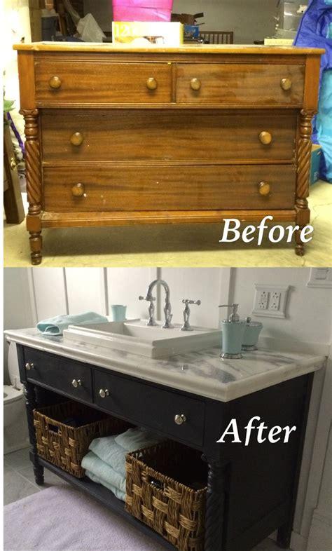 turn   dresser   outstanding diy bathroom vanity