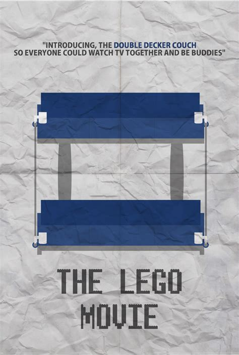 the lego movie double decker couch the lego movie double decker couch by shrimpy99 on