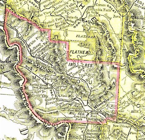 Missoula Records Missoula County Montana