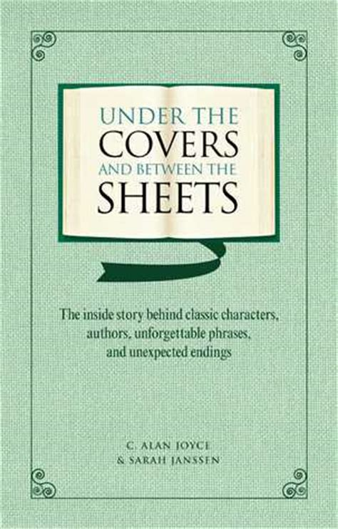secrets beneath the sheets books the covers and between the sheets facts and trivia