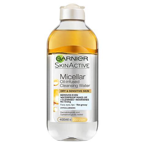 Garnier Micellar Water 400 Ml garnier skin naturals micellar infused water 400ml ebay