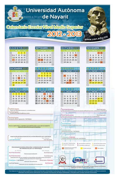 Calendario Escolar 2013 Calendario Escolar 2012 2013