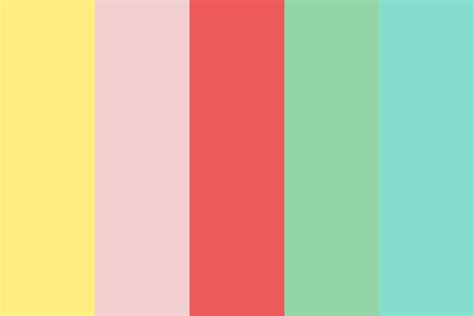 vintage color retro vintage color palette