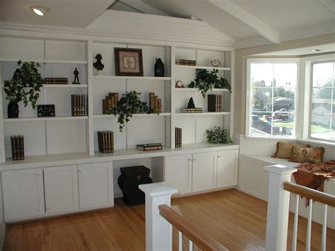 simple built in bookcase built in bookshelves decorating ideas american hwy