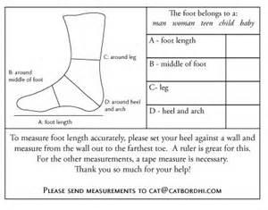 Free Printable Book Report Templates cat bordhi s sock measurements cat bordhi sock knitter