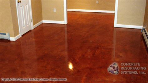 Concrete Stain   Concrete Resurfacing Systems