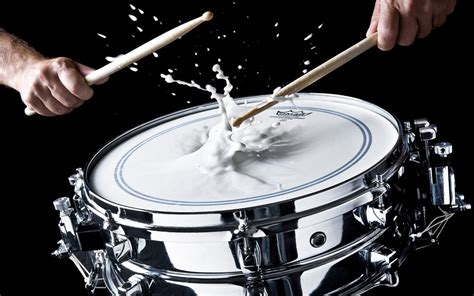 wallpaper laptop drums drum stick wallpapers 183