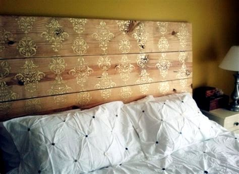 self made headboards 38 creative ideas for diy vintage headboard for your bed