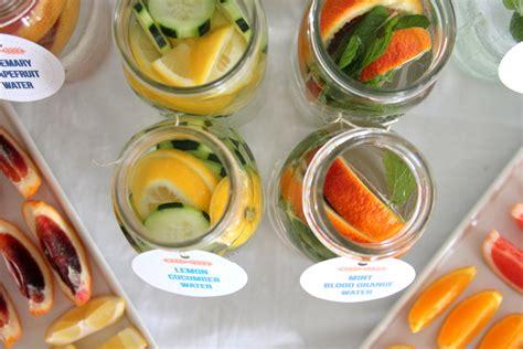 Blood Orange Detox Water by New Detox Water Recipes
