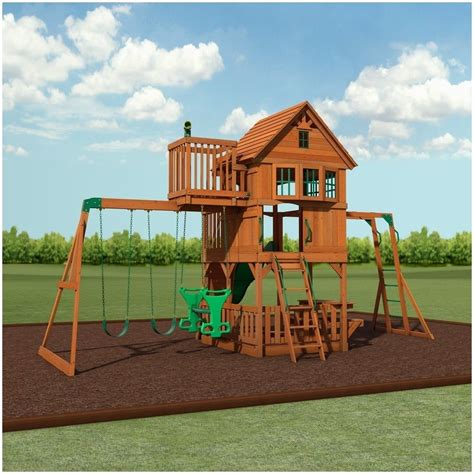 playsets for small backyards swing sets for small backyard amys office inside big