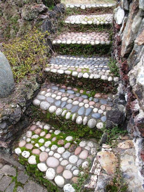 Debra Prinzing 187 Attachment 187 Pebble Steps Rock Garden Seattle