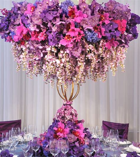 25 best ideas about orchid centerpieces on