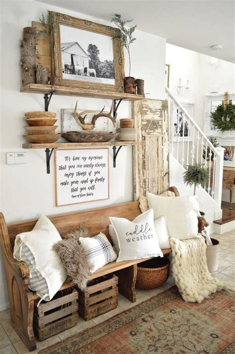 home fall decorating ideas  farmhouse style