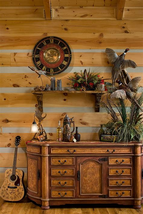 duck hunting home decor log vacation home log homes timber frame and log cabins
