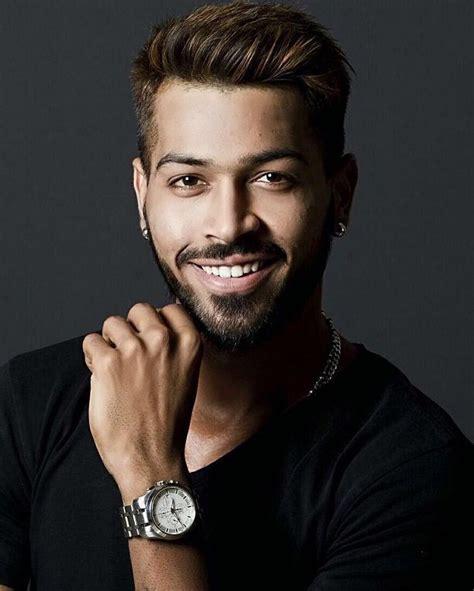 Hardik Pandya Hairstyle 2017 Hair Cutting Photos Latest