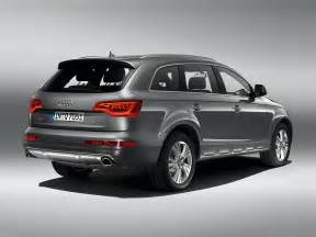 Audi G7 2015 Audi Q7 Price Photos Reviews Features