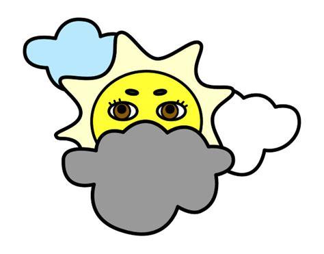 imagenes animadas que frio dibujo de viernes fr 205 o y con sol tapado pintado por