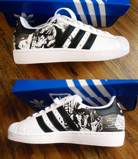 adidas custom custom shoes adidas 2 by kedart on deviantart