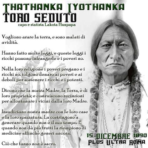 toro seduto 15 dicembre 1890 thathanka plus ultra roma
