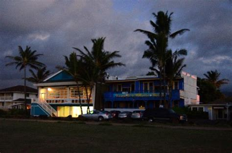 kauai beach house hostel ocean view sunrise picture of kauai beach house kapaa tripadvisor