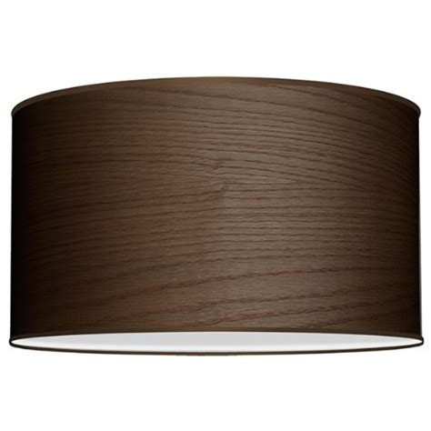 wood veneer l shade seascape ls drum l shade veneer walnut rebecca r