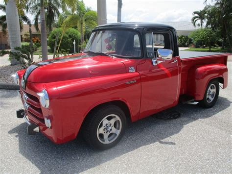 trucks for sharp 1955 dodge custom truck for sale