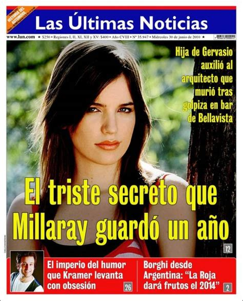 ultimas noticias newspaper las 218 ltimas noticias chile newspapers in
