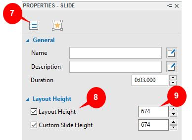 layout height creating responsive projects in activepresenter 7 atomi