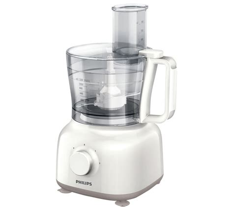 Philips Food Processor Hr7627 Limited buy philips hr7627 01 daily collection food processor white beige free delivery currys
