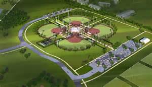 goodman sports complex rdg planning amp design