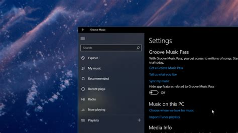 neon themes for windows 10 groove music for windows 10 picks up another project neon
