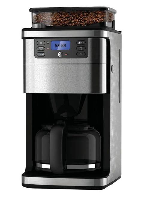 medion kaffeemaschine mit mahlwerk md  otto