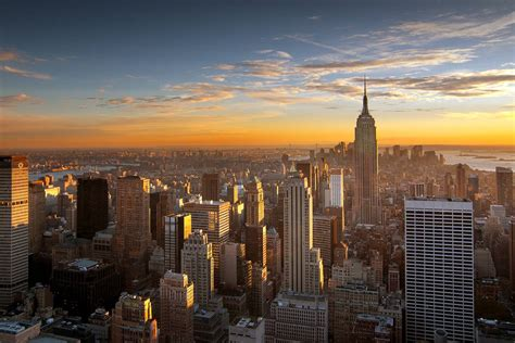 top 5 spots to the sunset in new york new york habitat