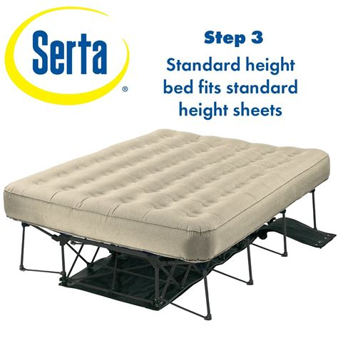 best bed reviews best serta air bed reviews for mattresses sleeping with air