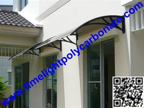 diy polycarbonate awning diy awning canopy polycarbonate awning door canopy window