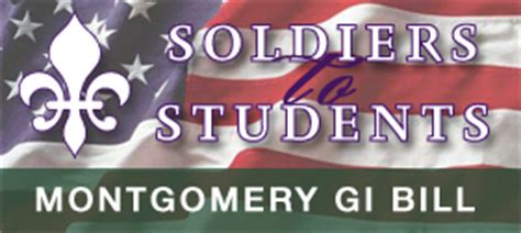 Using A Montgomery Gi Bill For Mba by Montgomery Gi Bill Badgerweb