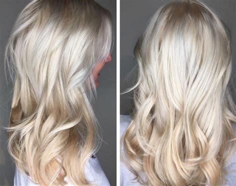how to create beige blondes envie de blondeur craquez illico pour le blond beige