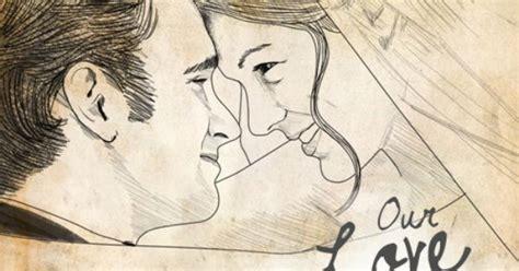 Kertas Poster foto pernikahan dalam sketsa pop potret di print di atas kanvas dan kertas poster sangat