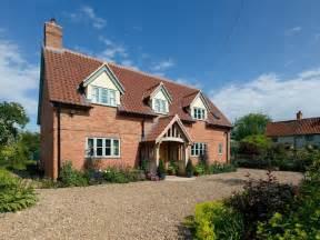 brick cottage home