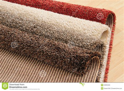 rolled up rug carets royalty free stock photo image 29936495