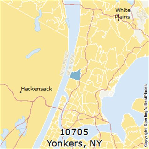 zip code map yonkers ny best places to live in yonkers zip 10705 new york