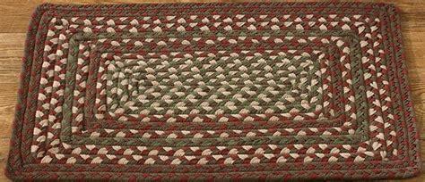 Braided Doormat Glenwood Rectangle Braided Rug